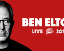 Ben Elton brings his first tour in 15 years to King George's Hall