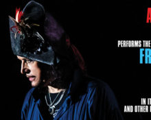 Adam Ant Brings His 'Friend Or Foe' UK Tour to King George's Hall