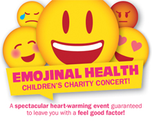 Emojinal Health Children's Charity Concert