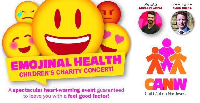 Emojinal Health Children's Charity Concert