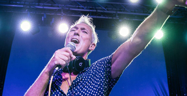 Martin Kemp – Back to the 80's Party