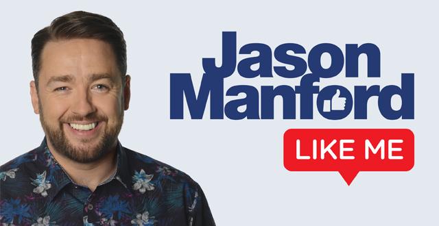Jason Manford : Like Me