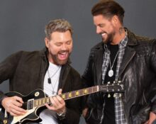 It's still a BoyzLife for Brian McFadden and Keith Duffy