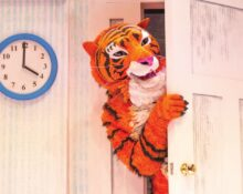 The Tiger Who Came to Tea LIVE – Fun Activities for you at Home