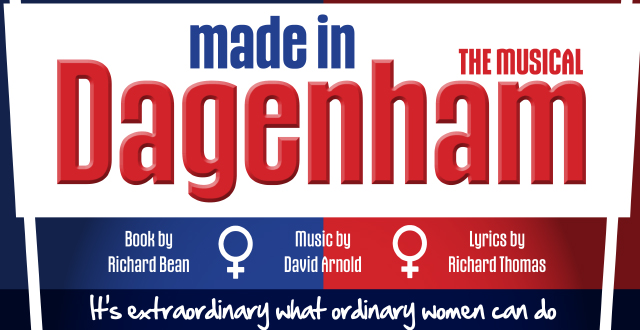 Made in Dagenham **CANCELLED**