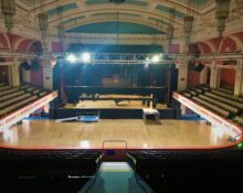 Setting the Stage for when the Curtain Rises Again in Blackburn